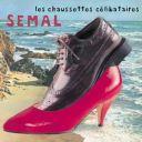 pochette du CD de Claude Semal - Les chaussettes célibataires