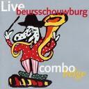 image de pochette du CD de la fanfare Combo Belge - Live Beursschouwburg