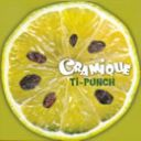 pochette du disque de la mini-fanfare Cramique - Ti-Punch