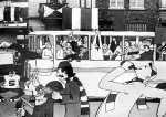 Patrick Theunen et Jacques Faton : Quatre à voyager (film court-métrage d`animation)