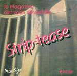 Pochette du disque 45 tours Combo Belge - Batumanbe - indicatif Striptease